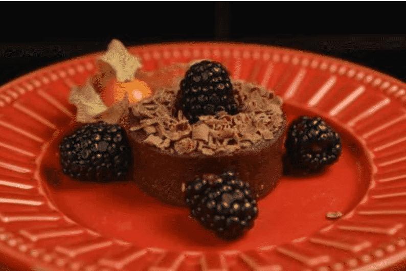 TORTA DE CHOCOLAT DIET
